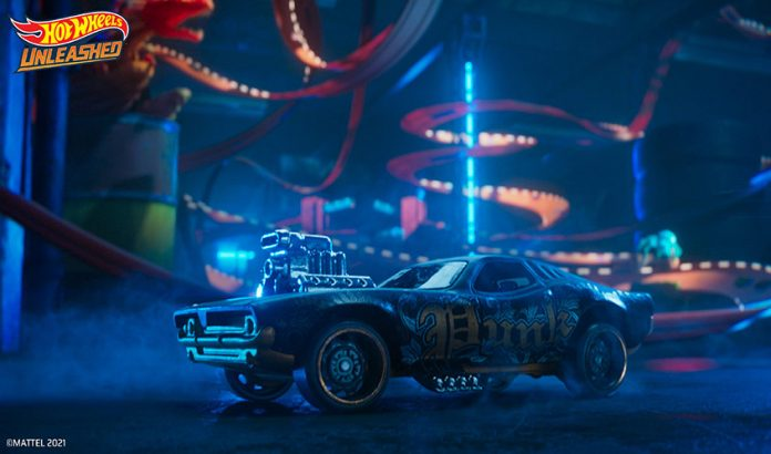 Hot Wheels: Unleashed Unggah