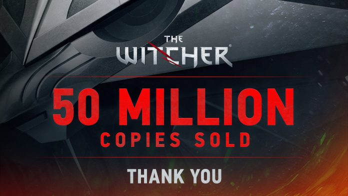Franchise The Witcher Berhasil